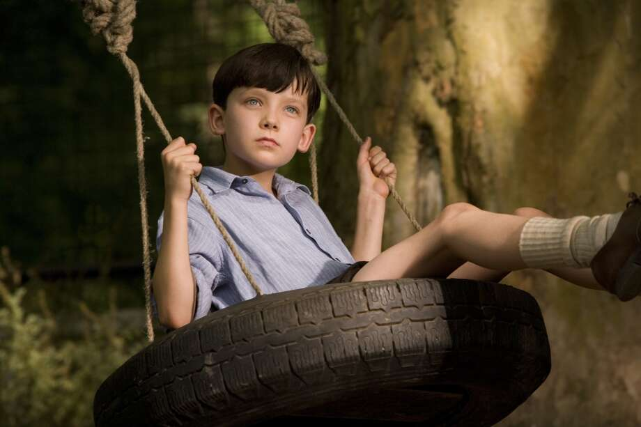 "Asa Butterfield as Bruno in ""The Boy in Striped Pajamas."" (ahmeyers89) Photo: David Lukacs,, Miramax Film Corp."