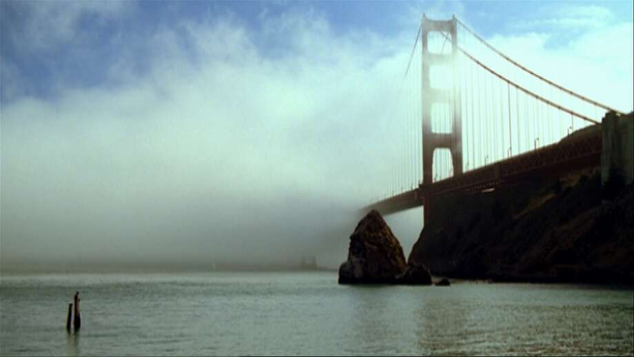 "Still from documentary filmmaker Eric Steel's movie ""The Bridge.""  (aneechka) Photo: Peter McCandless, SFC"
