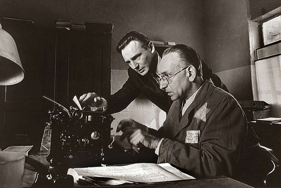 "Schindler's List (1993)""Whoever saves one life, saves the world entire."" Photo: Universal 1993, Imdb.com"