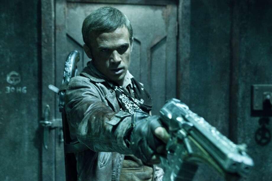 Cam Gigandet stars in Screen Gems' sci-fi action thriller PRIEST. (suzagoob) Photo: Scott Garfield, Sony Pictures