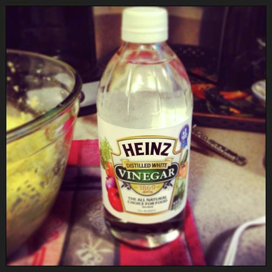 2 Teaspoons White Vinegar