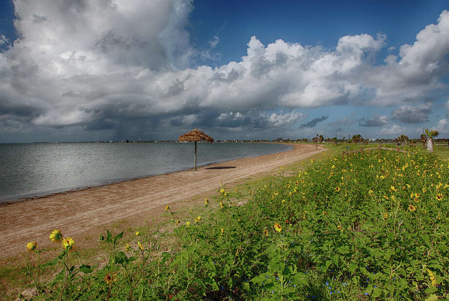 Rockport Beach Park, in Rockport Texas, is known for its abundant birds and serene beauty.  Photo Credit:  Kathy Adams Clark.  Restricted use. Photo: Kathy Adams Clark / Kathy Adams Clark/KAC Productions