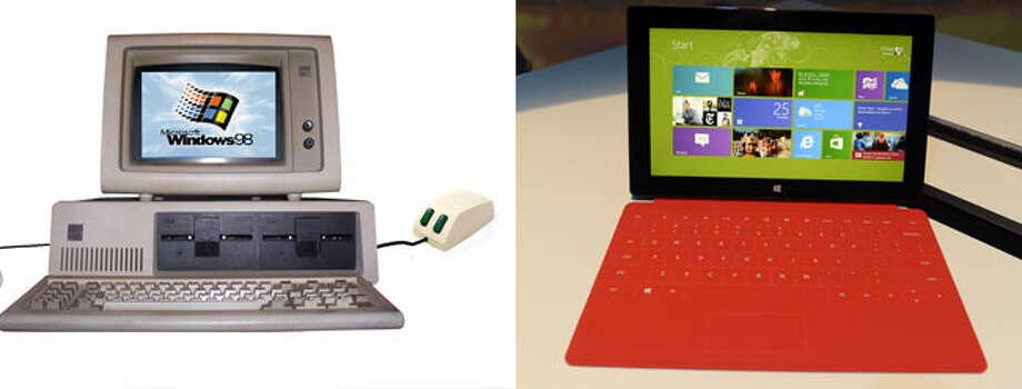 Microsoft went from dominating desktops with Windows 98 to struggling to innovate in a mobile world. Photo: File Photos