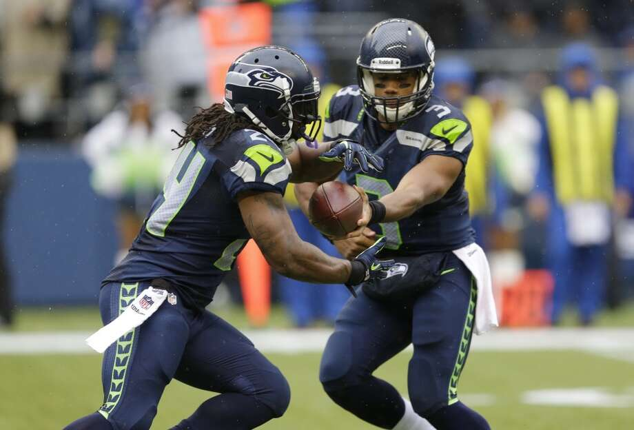 Seattle (3-0) minus-3 at Houston (2-1): Seahawks 19-17 Photo: Ted S. Warren, Associated Press