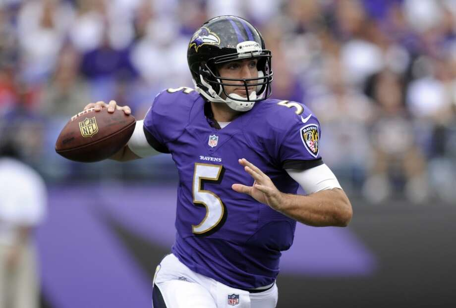 Baltimore (2-1) minus-3 at Buffalo (1-2): Ravens 20-16 Photo: Nick Wass, Associated Press