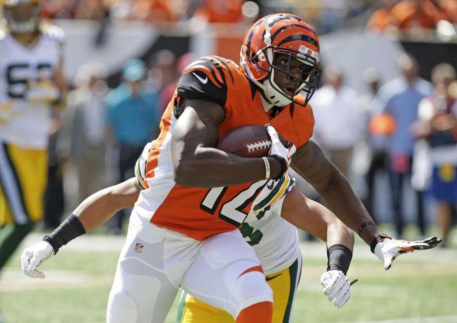Cincinnati (2-1) minus-4 at Cleveland (1-2): Bengals 30-17 Photo: Al Behrman, Associated Press