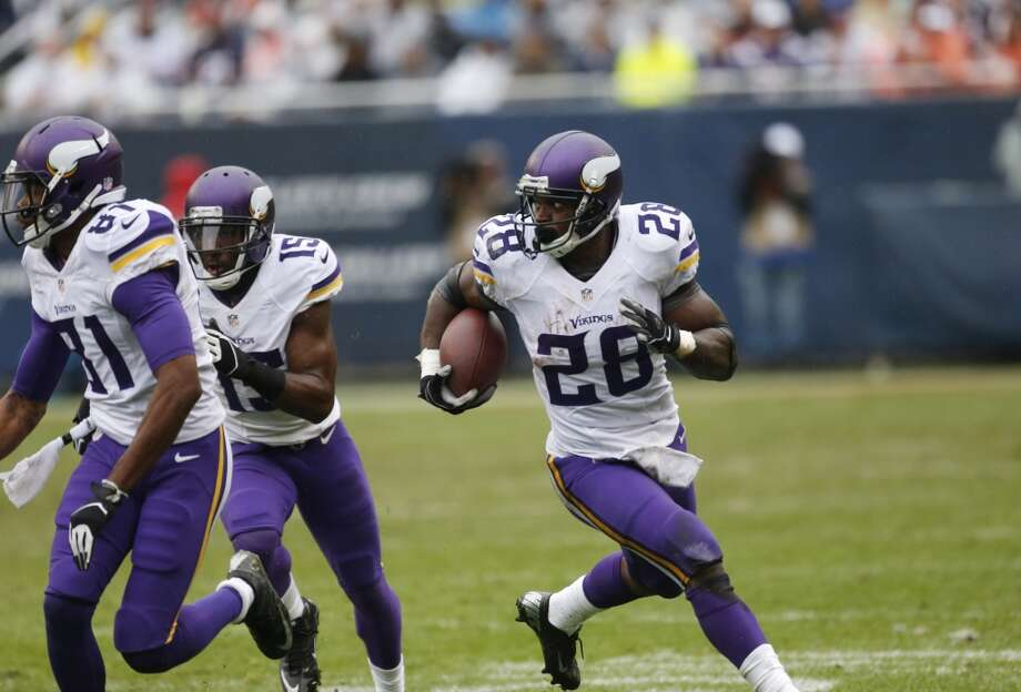 Pittsburgh (0-3) minus-2 at Minnesota (0-3): Vikings 21-20 Photo: Charles Rex Arbogast, Associated Press