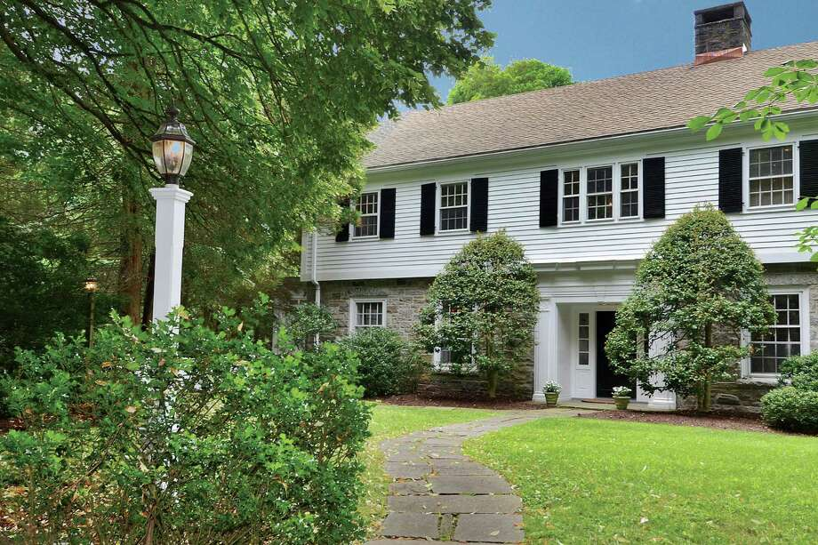 The house at 185 North Ave. is on the market for  $1.775 million. Photo: Contributed Photo / Westport News contributed