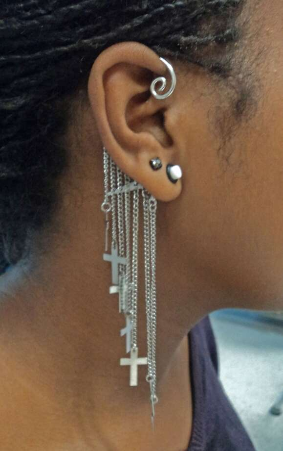 Object: EarringsFound in: Ears, nose, genitalsSource: U.S. Consumer Product Safety Commission Photo: Ashley Bellinger