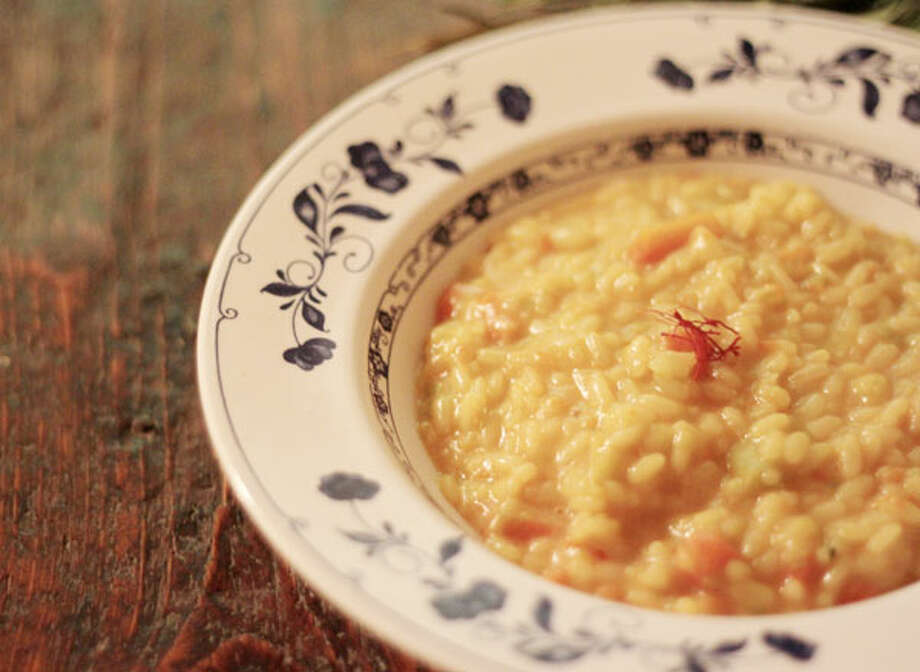 Autumn Risotto.