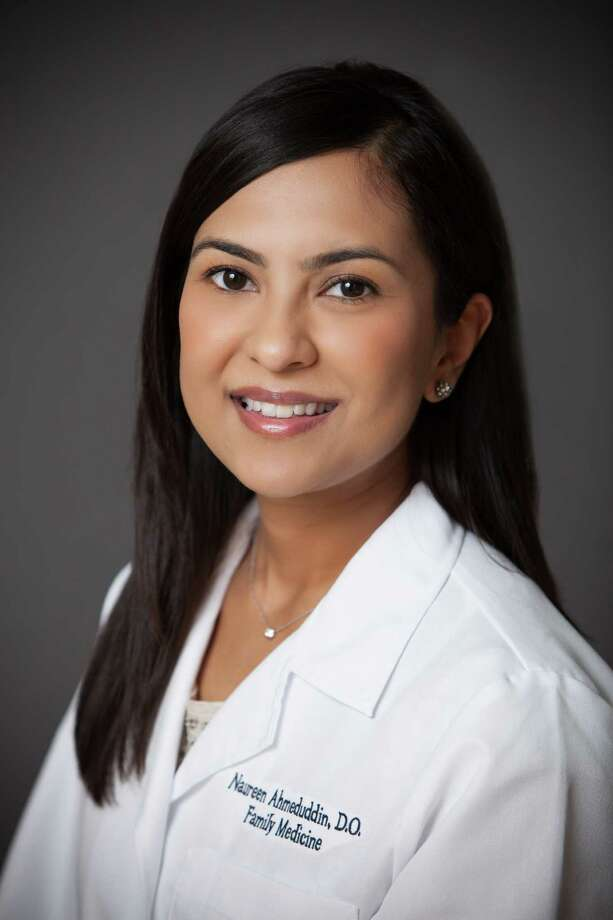 Naureen Ahmeduddin, new family medicine physician at Memorial Hermann Medical Group in the Heights. Photo: Photo Provided