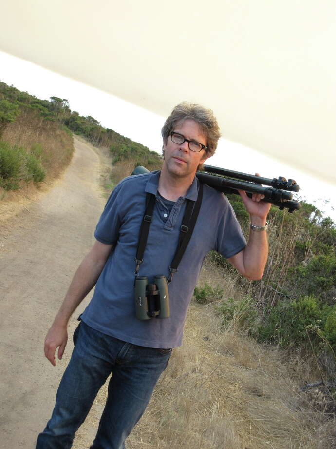 Jonathan Franzen will deliver this year's Steloff Lecture at Skidmore College on Oct. 3. (Kathryn Chetkovich)