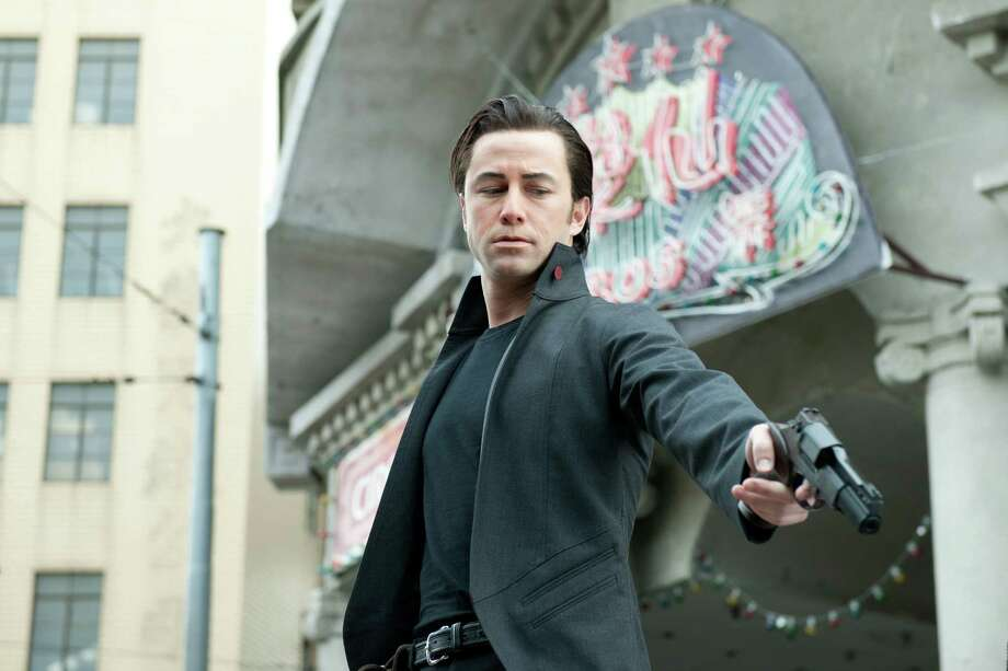"This film image released by Sony Pictures shows Joseph Gordon-Levitt in a scene from the action thriller ""Looper."" (AP Photo/Sony Pictures Entertainment) Photo: Sony Pictures Entertainment / Sony Pictures Entertainment"