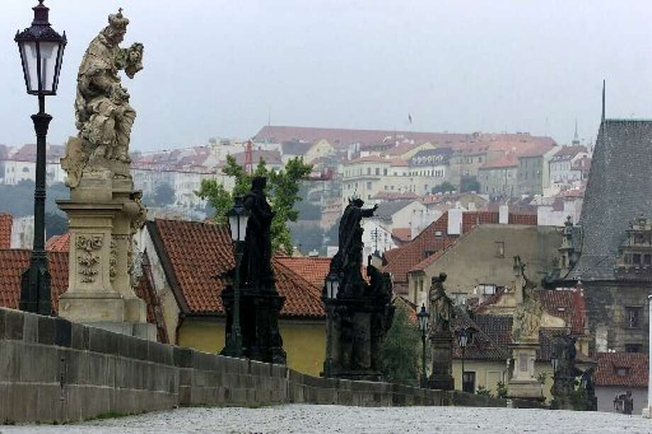 Answer 25:The historic region known as Bohemia covers about two-thirds of the present-day CzechRepublic. Photo: AP Photo/Petr David Josek