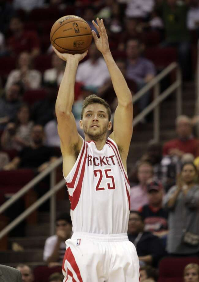 Chandler Parsons Position: Small forward Height: 6-9 Weight: 227 College: Florida Experience: 2 years Contract status: Will be a restricted free agent after the 2013-14 season. Photo: Bob Levey, For The Chronicle