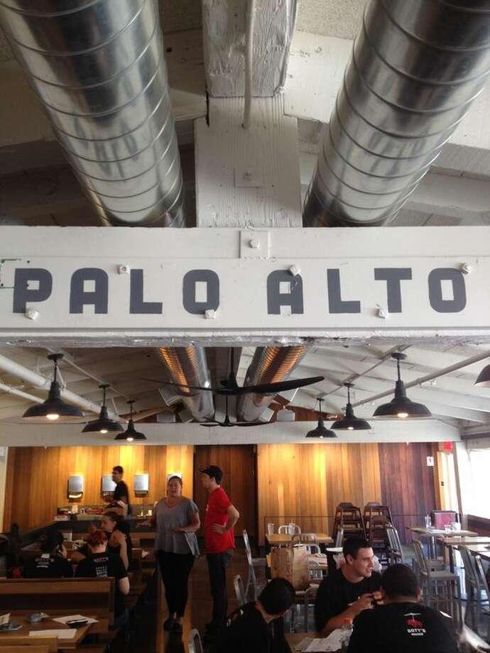 Gott's Roadside in Palo Alto
