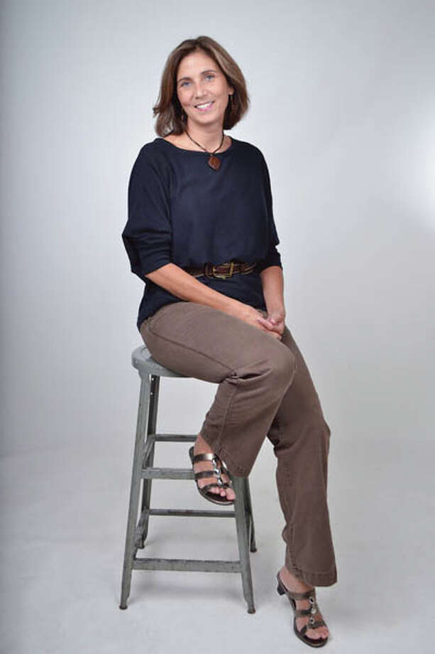 Dona Fragnoli at the initial test shoot for our 2013 cover model contest. Photo: Photo By Colleen Ingerto/HealthyLife