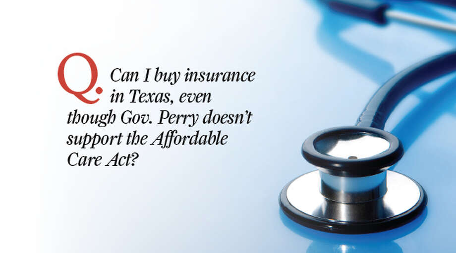 Answer: Yes. The federal government is responsible for enrolling Texans in the health insurance marketplaces and plans to provide 46 qualified health plan choices in the greater Houston area.