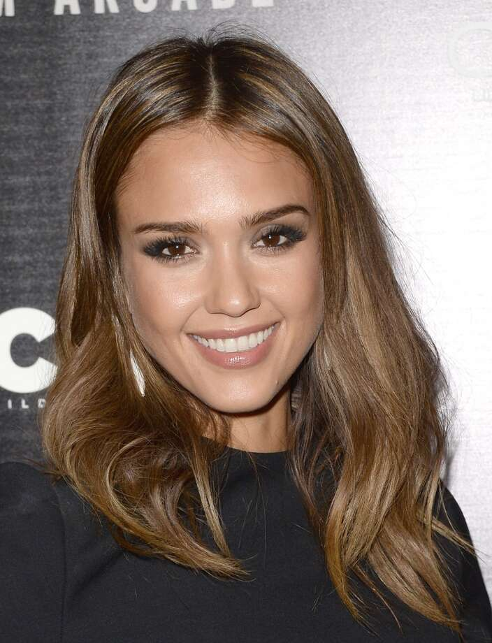 "=Actress Jessica Alba attends the premiere of The Film Arcade's ""A.C.O.D."" at the Landmark Theater on September 26, 2013 in Los Angeles, California.  (Photo by Jason Merritt/Getty Images) Photo: Jason Merritt, Getty Images"