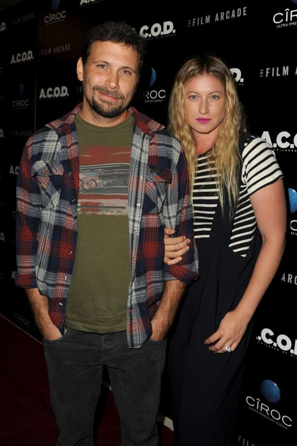 "Actor Jeremy Sisto and Addie Lane attend the premiere of the Film Arcade's ""A.C.O.D."" at the Landmark Theater on September 26, 2013 in Los Angeles, California.  (Photo by Kevin Winter/Getty Images) Photo: Kevin Winter, Getty Images"
