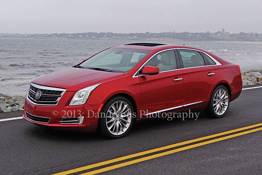 2014 Cadillac XTS Vsport / copyright: Dan Lyons - 2013