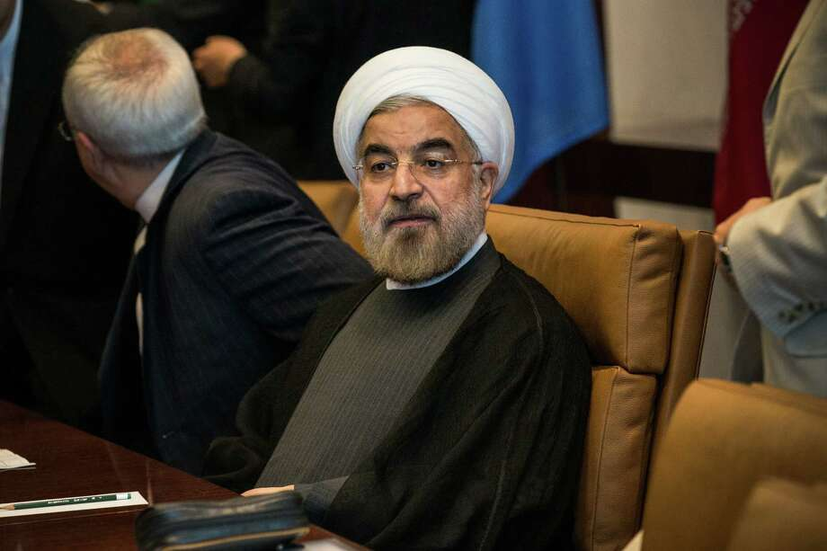 While there has been talk of diplomatic relations between Iran and the U.S. restarting, Iranian President Hassan Rouhani turned down an opportunity to meet with President Barack Obama earlier this week at the United Nations. Photo: Andrew Burton / Getty Images