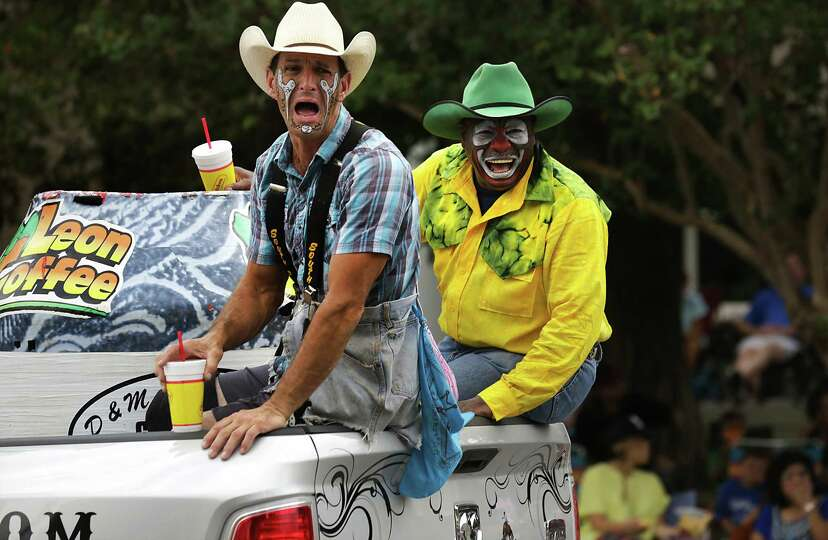 Professional Rodeo Clowns And Bullfighters Leon Coffee