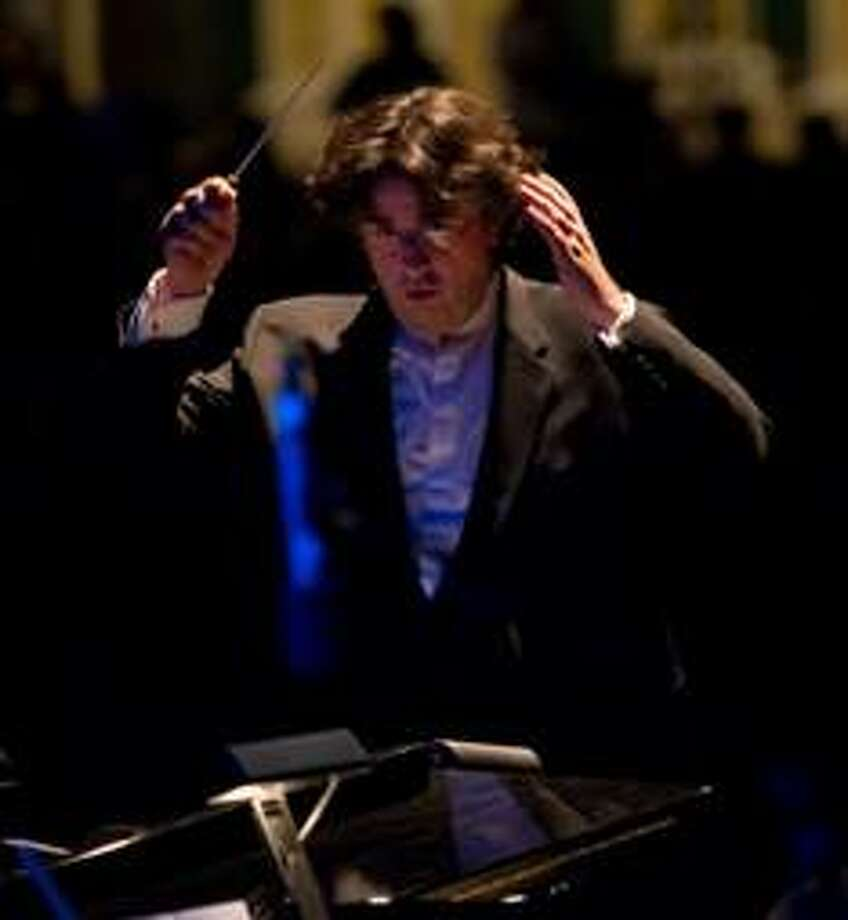 Constantine Kitsopoulos will lead the Greater Bridgeport Symphony on Saturday, Sept. 28, 2013, at the Klein Memorial in Bridgeport, Conn.Visit theklein.org