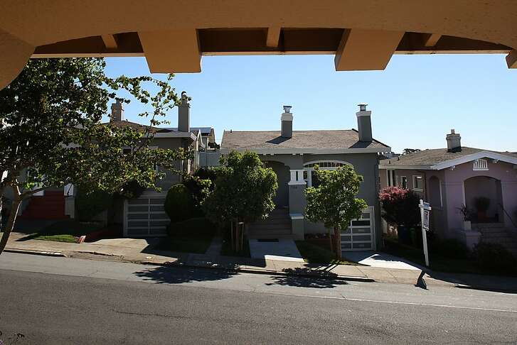 A Westwood Park home, 764 Faxon Ave, in San Francisco, California, is a 2291 square foot home with 4 bedrooms and 2 baths on the market for $1,395,000 dollars on Thursday, September 26, 2013.