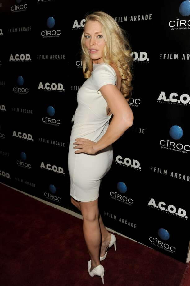 """Actress Cynthia Kirchner attends the premiere of the Film Arcade's """"A.C.O.D."""" at the Landmark Theater on September 26, 2013 in Los Angeles, California.  (Photo by Kevin Winter/Getty Images) Photo: Kevin Winter, Getty Images"""