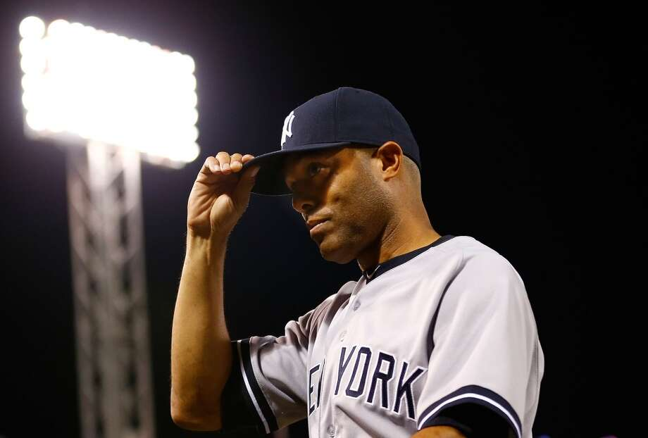 Mariano Rivera's famed career came to a close after the Yankees' three-game series sweep of the Astros to end the 2013 season. As the best closer of all-time's amazing run comes to the end of the road - we take a look back and see some of the (untouchable?) numbers he has accumulated. Photo: Jared Wickerham, Getty Images