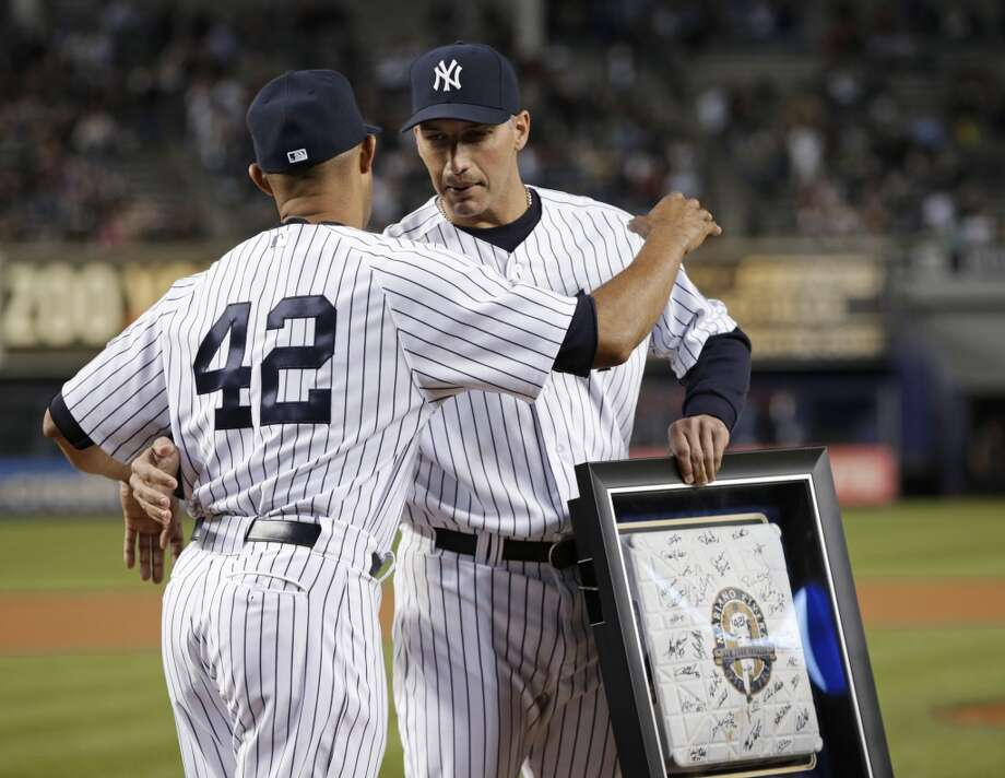 72 saves for Andy Pettitte wins - Most career saves for a single winning pitcher in MLB history Photo: Kathy Willens, Associated Press