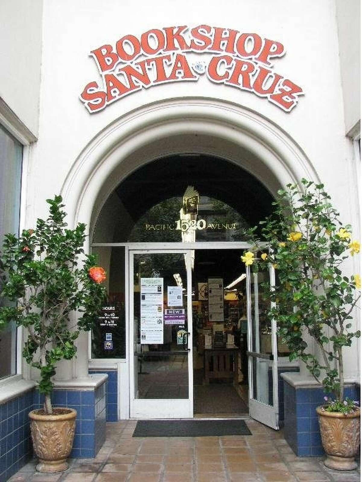 Bookshop Santa Cruz.