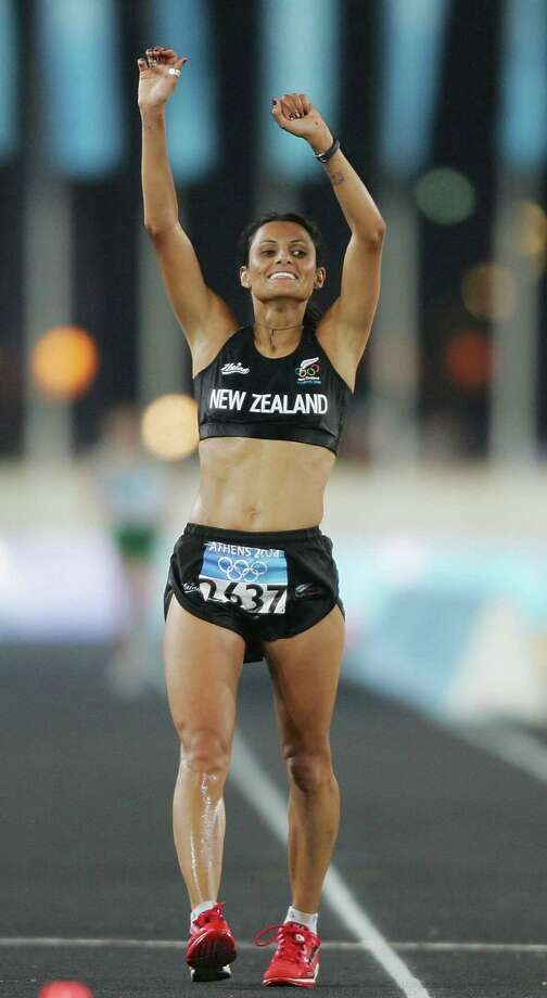 While Hunter-Galvan didn't win a medal