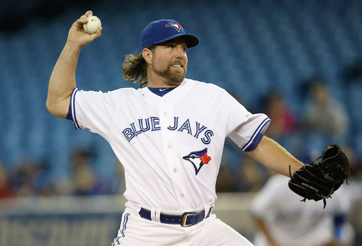R.A. Dickey, Mets/Blue Jays The knuckleballer went 20-6 with a 2.73 ERA and struck out 230 for the Mets in 2012. He was traded to Toronto in the offseason and dipped to 14-13 with a 4.21 ERA in his return to the American League.