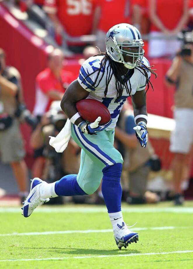 In addition to Miles Austin's injury, Cowboys receiver and punt returner Dwayne Harris is battling an ailing hip and is listed as questionable for Sunday's game against the Chargers. Photo: Jay Biggerstaff / Associated Press