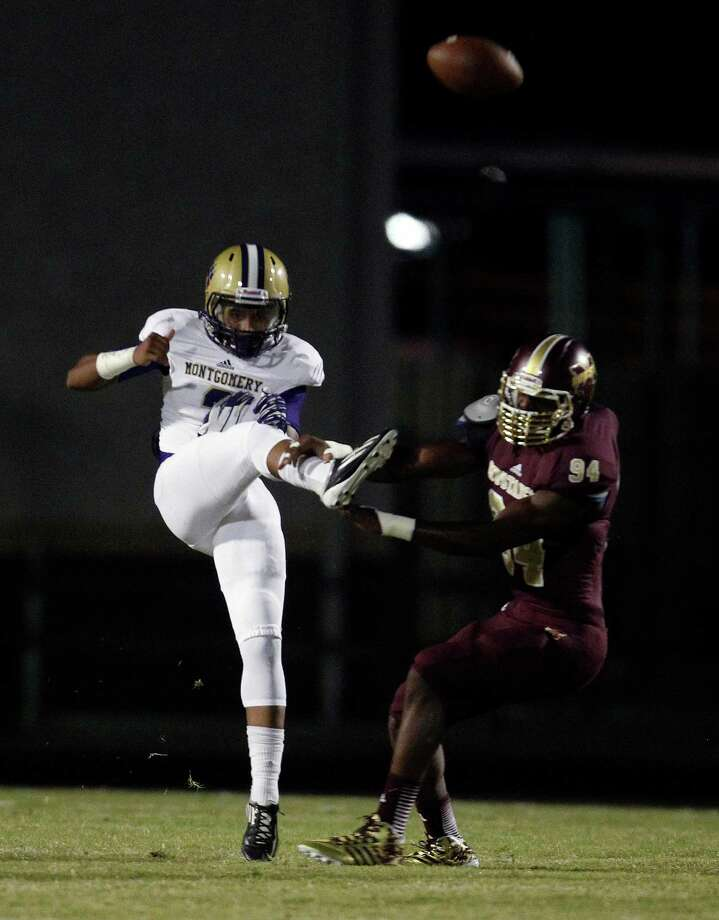Montgomery 7, Magnolia West 0