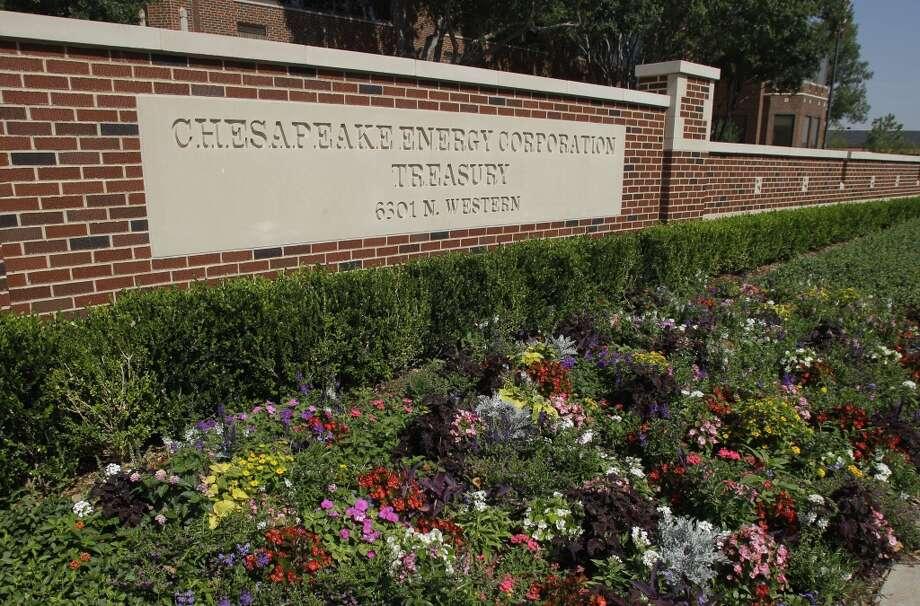 Chesapeake Energy Corp. campus in Oklahoma City, Friday, June 8, 2012. (AP Photo/Sue Ogrocki) Photo: Sue Ogrocki