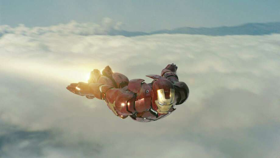 Billingsley also produced movies including, 'Ironman' and 'The Break-Up.'  Photo: Industrial Light & Magic / © 200 / handout