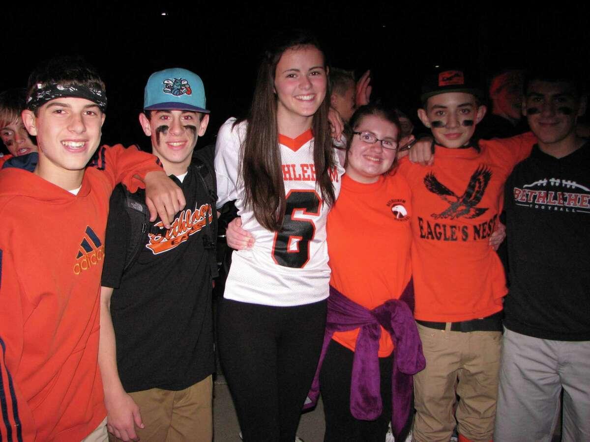 Were you Seen at the Bethlehem football homecoming game on Friday, Sept. 27, 2013? (Bethlehem 33 - Ballston Spa 13)