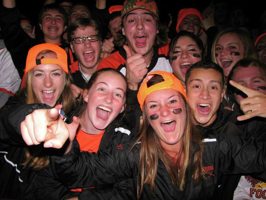 Were you Seen at the Bethlehem football homecoming game on Friday, Sept. 27, 2013? (Bethlehem 33 - Ballston Spa 13) Photo: Michael Huber