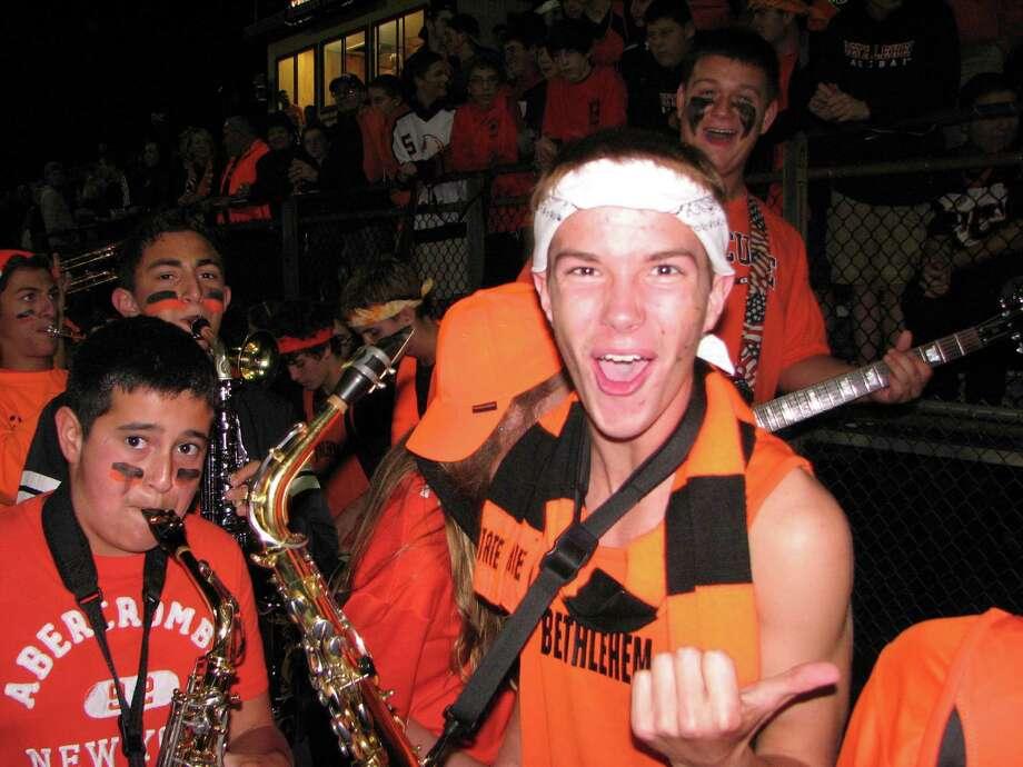 Were you Seen at the Bethlehem football homecoming game on Friday, Sept. 27, 2013? (Bethlehem 33 - Ballston Spa 13) Photo: Michael Huber