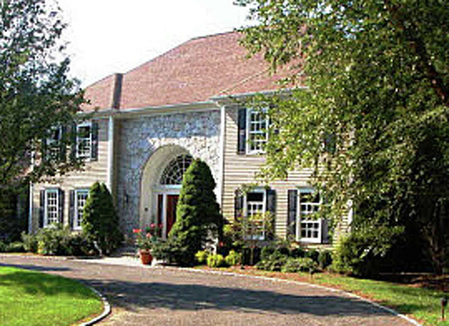 The house at 100 Golden Pond Lane recently sold for $1.7 million. Photo: Contributed Photo / Fairfield Citizen contributed