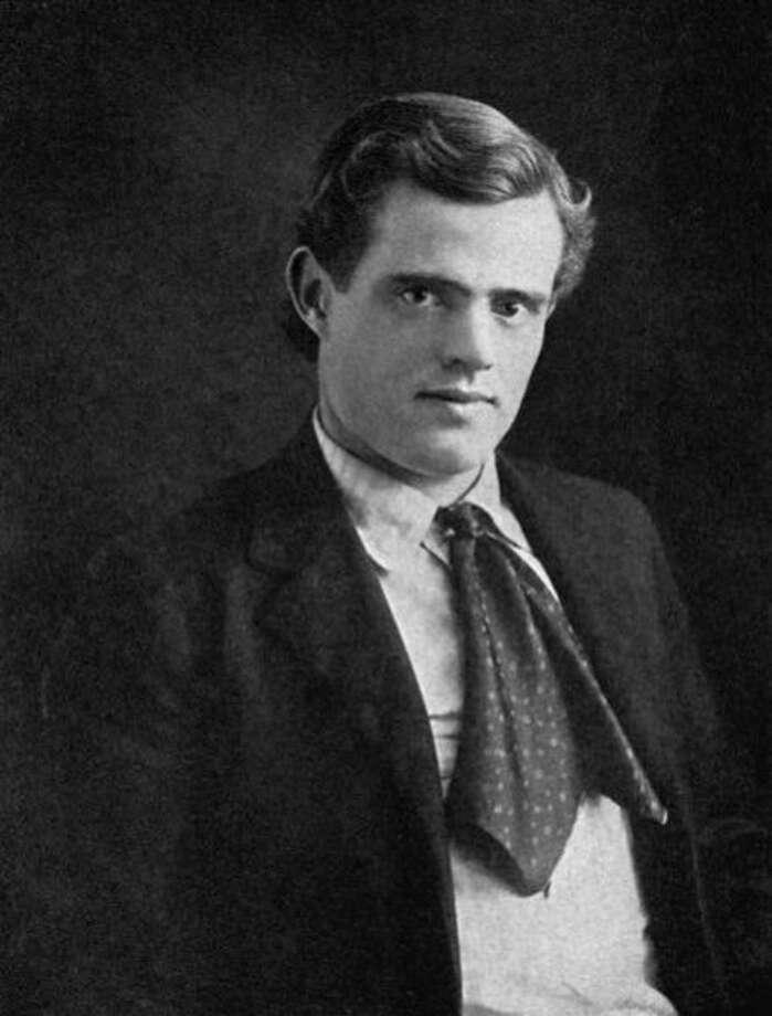 Jack London in 1903