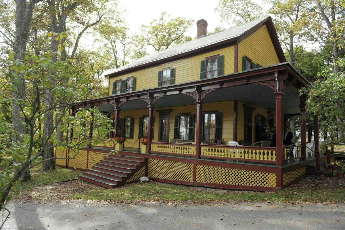 A view of the Grant Cottage State Historic Site at Mount McGregor on Monday, Oct. 8, 2012 in Gansevoort, NY. Monday was the last day the cottage was open for the season. (Paul Buckowski / Times Union)