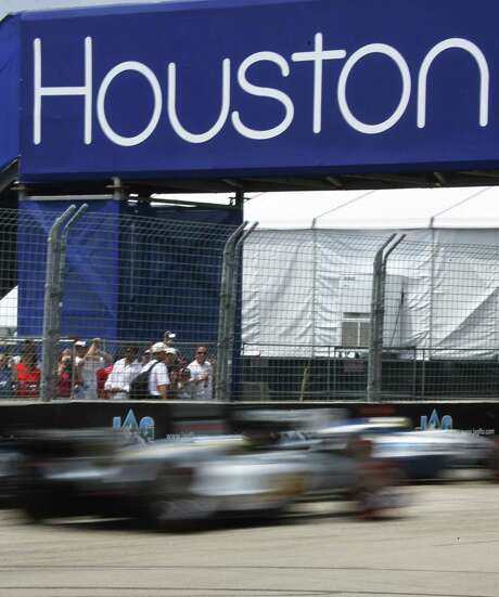 Once a race through the streets of downtown, this year's IndyCar race will wind through Reliant Park. Photo: Steve Ueckert, Staff Photographer / Houston Chronicle