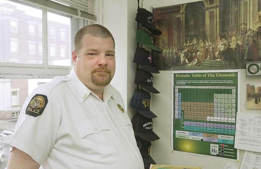 Police Lt. Mark Kordick made $207,672.09 in 2009