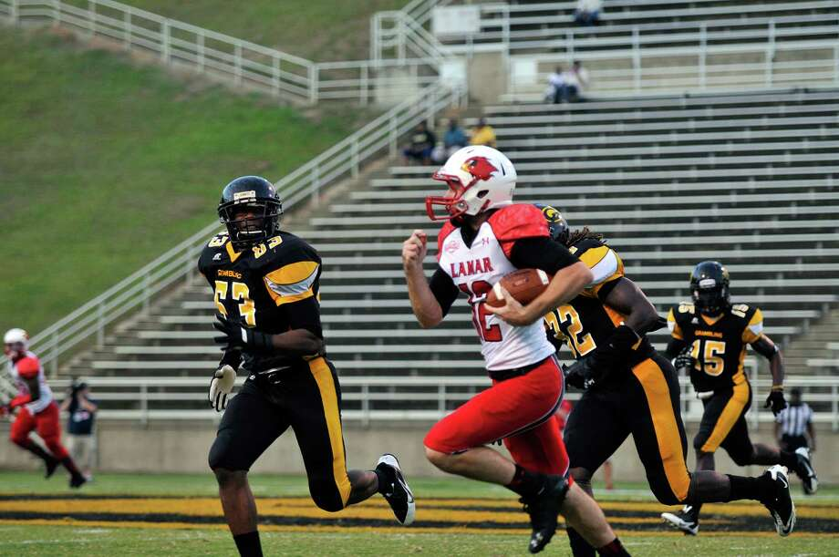 Grambling takes on Lamar University at home. Photo: Tiana Phillips/The News-Star / The News-Star;Local