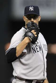 Sept: 28: Yankees 2, Astros 1  Andy Pettitte went out in style by shutting down the Astros in a complete game for his last start as a MLB player.  Record: 51-110. Photo: Karen Warren, Houston Chronicle