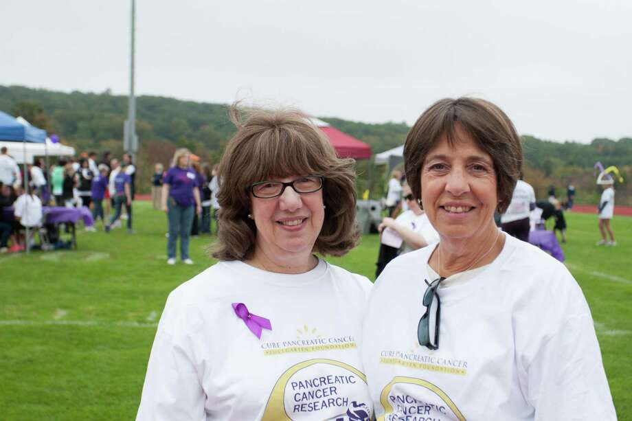 Pancreatic Cancer Research Walk, Bethel Ct, Lustgarten Foundation Photo: Unknown, Stephanie Vogt / Hearst Connecticut Media Group